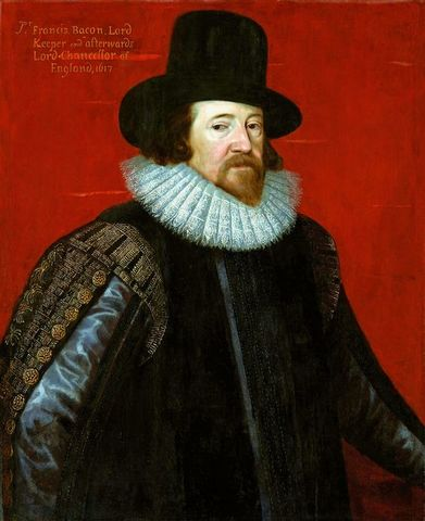 Francis Bacon Uses Microscope to Discover Plague Fleas