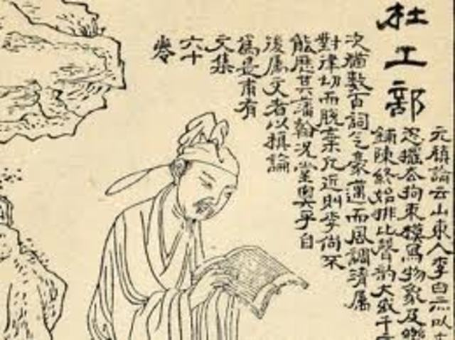Literature of Ancient China, historical highlights