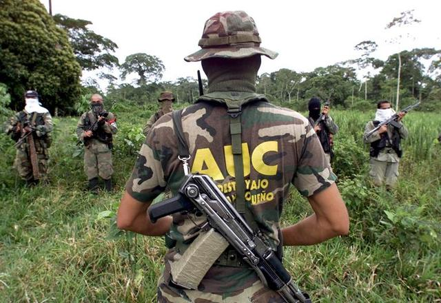 Autodefensas Unidas de Colombia (AUC)