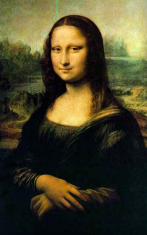 Mona Lisa was Completed