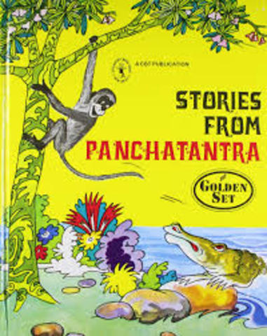 5.5: India-Panchatantra was produced
