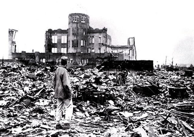an introduction of the history of the american atomic bomb dropped on the japanese city of hiroshima Essay about the benefits of dropping an atomic bomb american history 1945 the united states dropped the first atomic bomb on the japanese city of hiroshima.