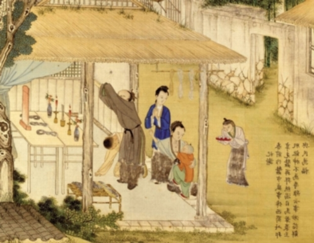 Ch. 6.4 Ancient China, The rules of Family Life