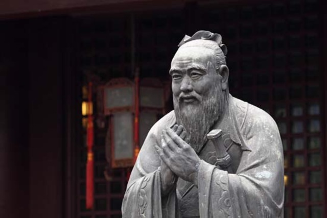 6.2: China: Confucius was born