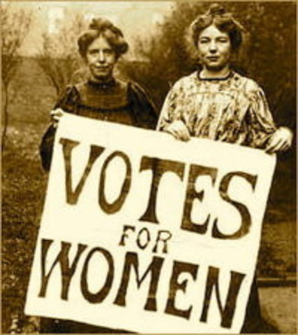 19th Amendment women sufferage