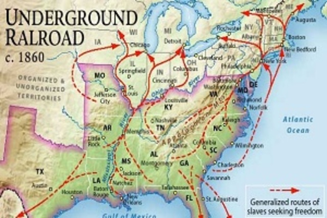 a history of the underground railroad in the united states Find out more about the history of underground railroad, including videos, interesting articles, pictures  distrusting the united states to treat them well.
