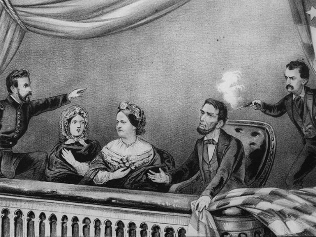 US/World- President Lincoln's Assassination
