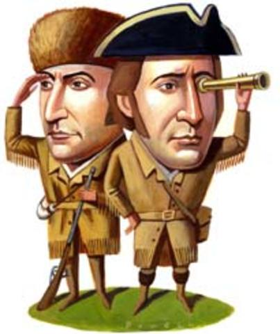 Lewis and Clark's Journey