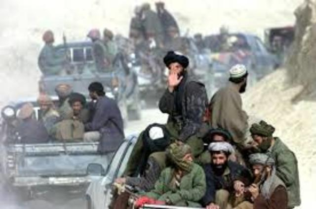 The Taliban Take Control