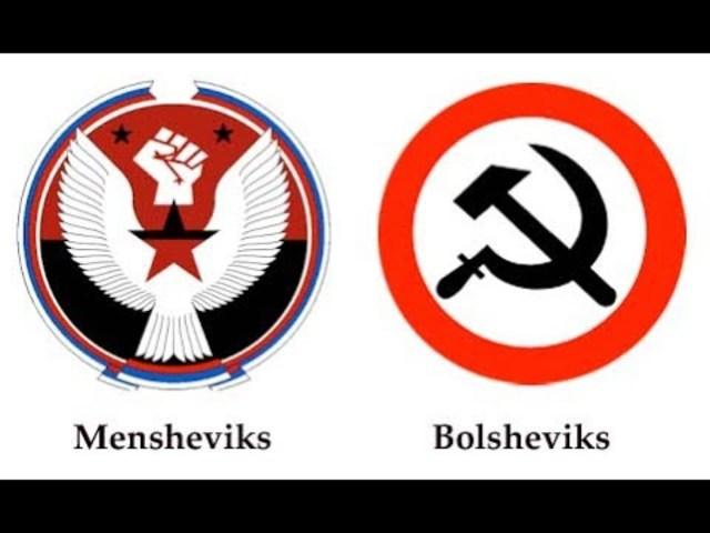 bolshevik menshevik split The bolsheviks, who seized power in russia at the end of 1917, evolved out of a split with their fellows, the mensheviks.