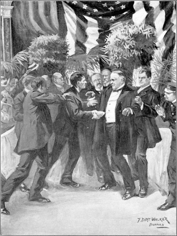 Assassination of President McKindley