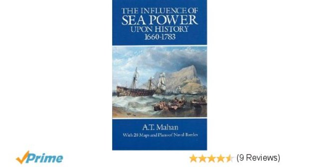 Influence of Sea Power Upon History