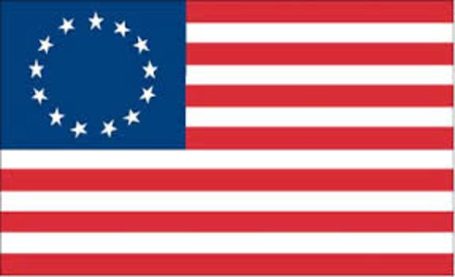 First National United States of American of American Flag