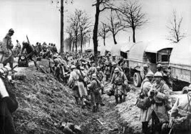 Battle of Argonne Forest