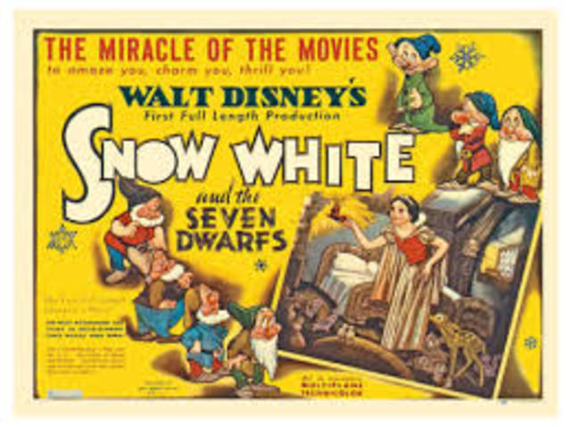 Snow White Released