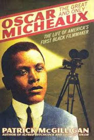 One of the First Films Directed By A Black Director - Within Our Gates By: Oscar Micheaux