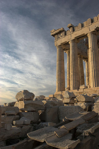 8.1: Greece: The Classical Age begins.