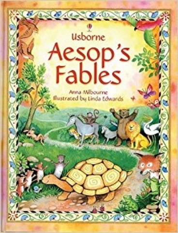 8.3: Athens: Aesop's Fables were written
