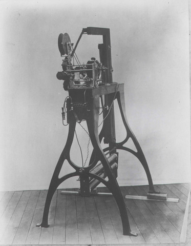 The Vitascope Projector