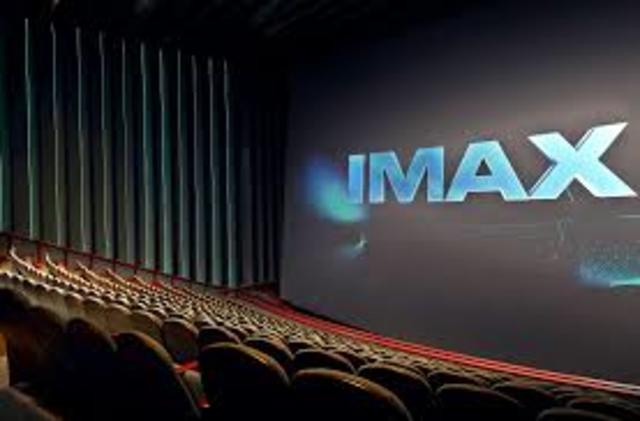 first IMAX film