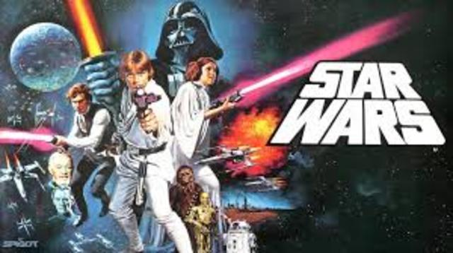First Movie To Have Special Effects: Star Wars