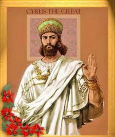 Ch. 9.1 Ancient Persia, The rise of Cyrus The Great