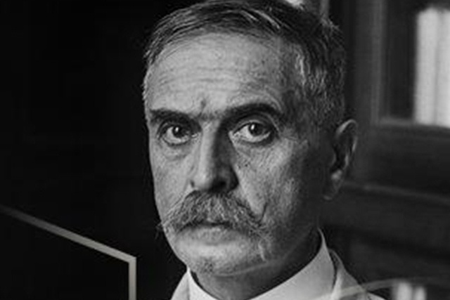 The Classification of Blood Types by Karl Landsteiner