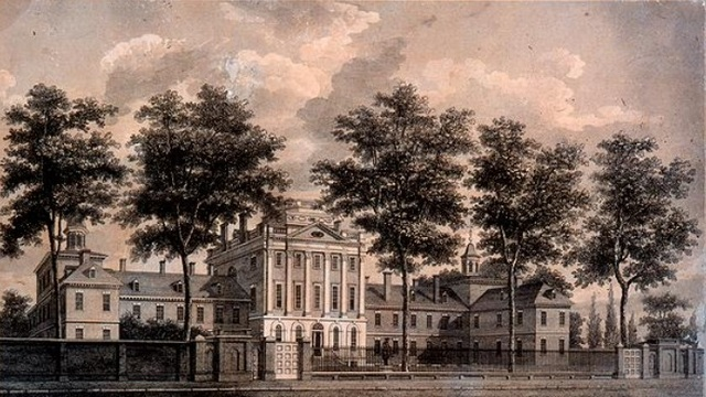 The First Hospital