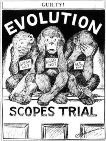 "Scopes ""Monkey"" Trial"