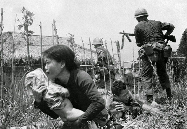 EUA intervêm na guerra do Vietname