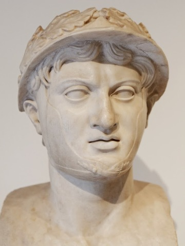 Pyrrhus made King