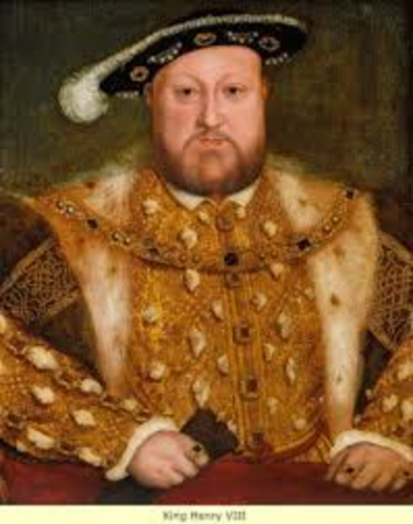 henry viis act of supremacy 1534 Breaking from rome, the english parliament declared king henry viii the only supreme head on earth of the church of england 1534 the act of supremacy.