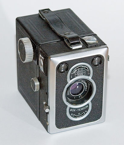 1900 – Kodak Brownie