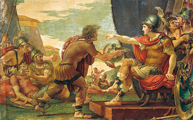 Ch. 9.3 Ancient Greece, Alexander the Great Reins