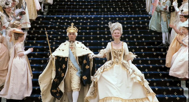 Coronation of Louis XVI and Marie Antoinette