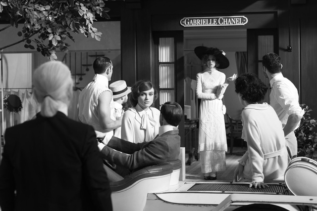 Coco Chanel's second shop was created