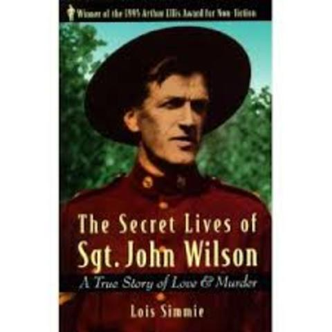sgt john wilson essay Essays on wilson the wilson is one of the most popular assignments among students' documents new topic the secret lives of sgt john wilson characters.