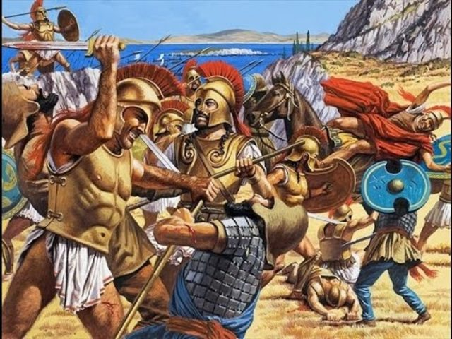 battle of thermopylae and athenian education Thermopylae was undoubtedly a defeat for the allies but is arguably the most famous battle of european ancient history references bradford, ernle (2004) thermopylae: the battle for the west da capo press isbn 0306813602 cartledge, paul (2006) thermopylae: the battle that changed the world woodstock, new york: the.