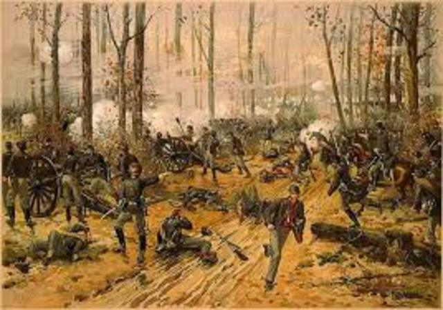 Battle of honey hill