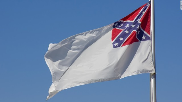last confederate flag