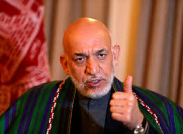 Karzai is Elected