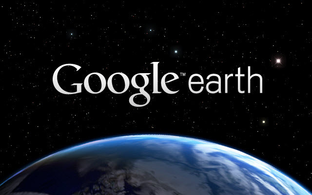 se crean google earth