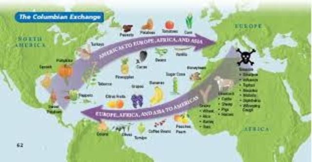 Columbian Exchange(BE)
