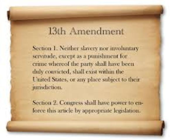 13th Amendment(REC)