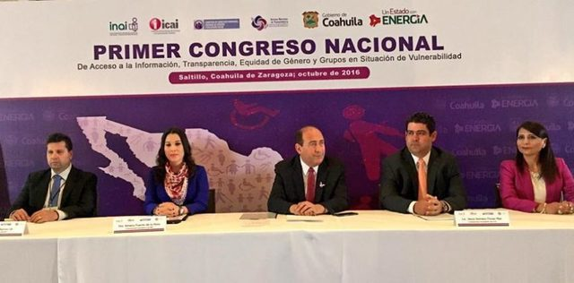 Primer Congreso Nacional de Transparencia Local