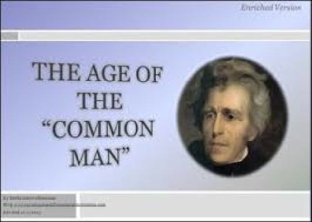 Age of the Common Man