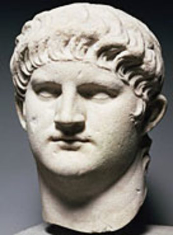 6.2: Rome: Nero bans Christianity