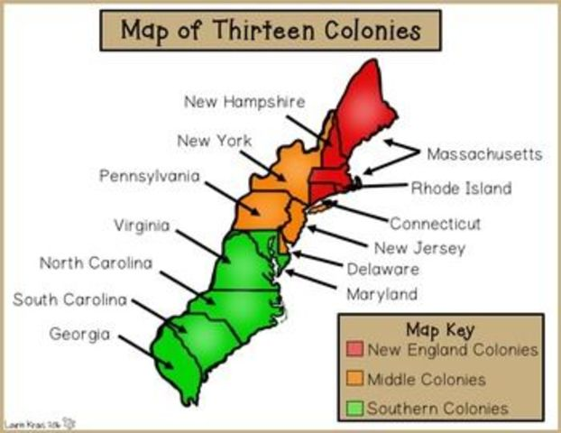 a comparison of the colonies at present day virginia and massachusetts The chesapeake colonies and new england colonies a second colony in present-day new and new england colonies: a comparison during the late.
