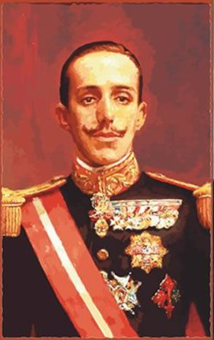 ALFONSO XIII.A