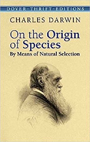 Charles Darwin publishes On the Origin of Species